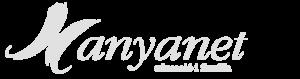 Logo Manyanet Negativo