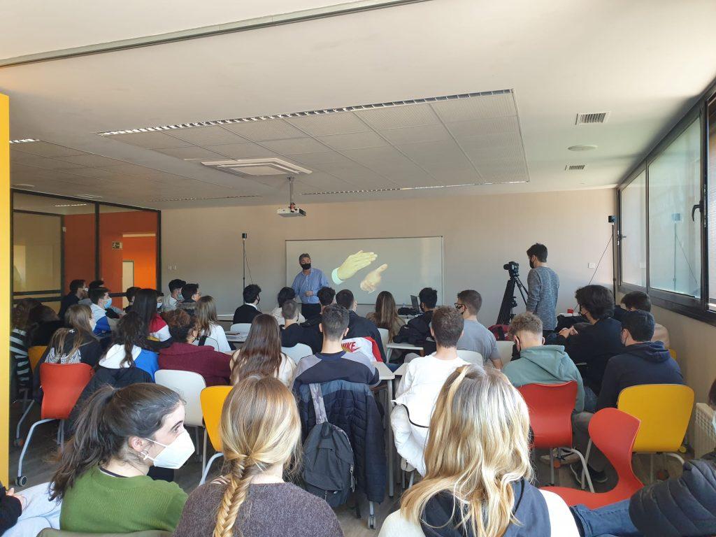 Presentación Escola Virolai Barcelona