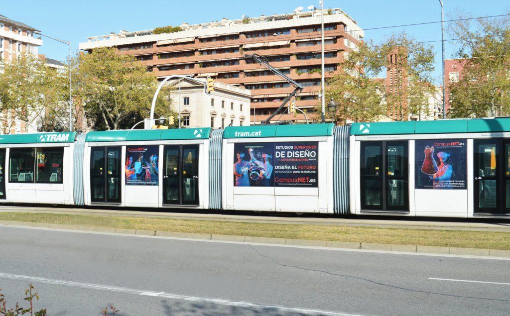 Trambaix exterior CampusNET.es