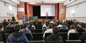 Presentación ciclo PAE Sant Andreu