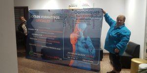 Pancarta Dominicas