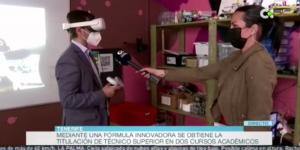 CampusNET.es en la TV de Canarias