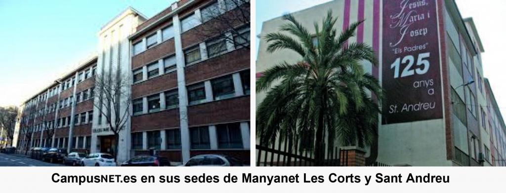 Sedes CampusNET.es